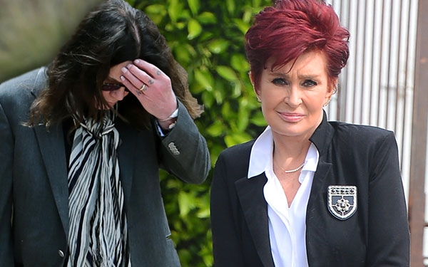 Sharon Osbourne Ozzy Osbourne Cheating Multiple Women Scandal Divorce Pics 1