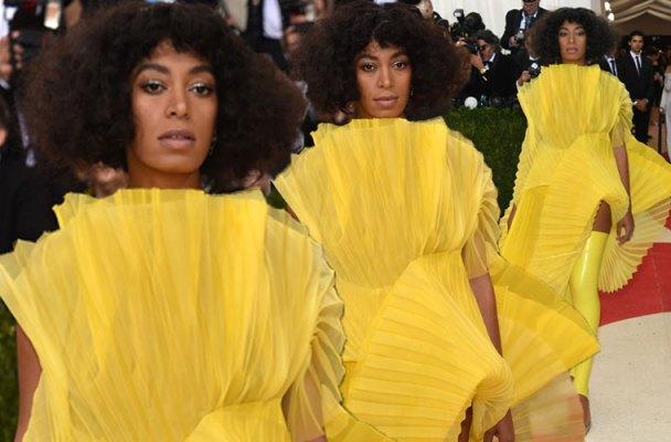 solange knowles beyonce twitter feud lemonade met gala