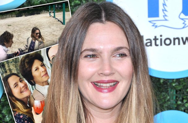 will kopelman drew barrymore divorce mothers day instagram pics