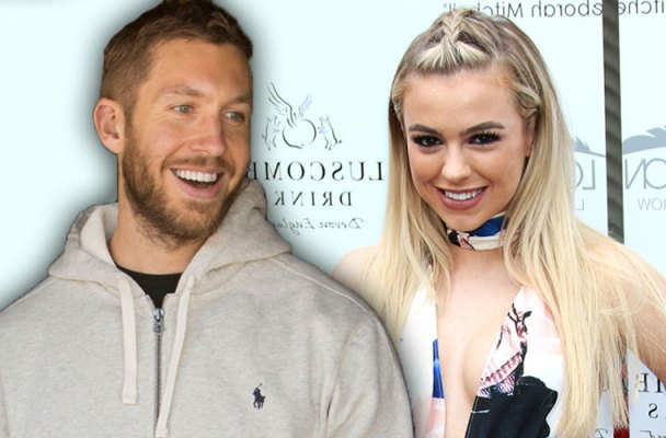 calvin harris taylor swift breakup text megan rees