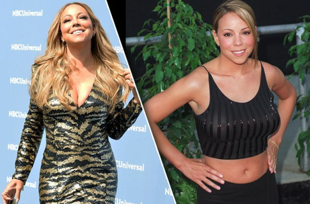 mariah carey style slams 90s team new manager stylist quits