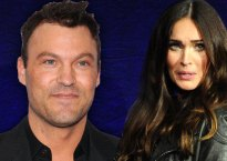 megan fox pregnant son third boy brian austin green father