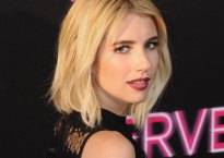 Emma Roberts Comic Con San Diego Power Rangers Video