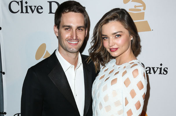 evan-spiegel-engaged-miranda-kerr