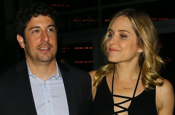 Jason Biggs Wife Jenny Mollen Pregnant Baby Video