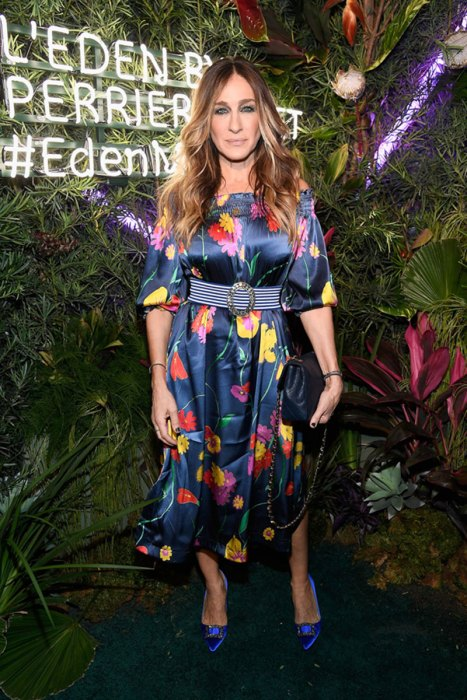 L'Eden By Perrier-Jouet Opening Night In Partnership WithVanityFair