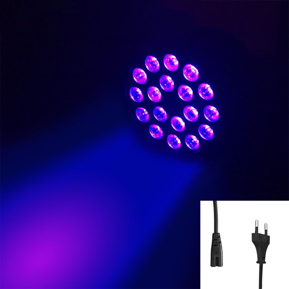 Ultraviolet Lamp Details About Led 18w Ultraviolet Lamp Uv Light With Remote Control For Hotel Bar Party