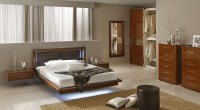 Sky Modern Italian Bedroom set