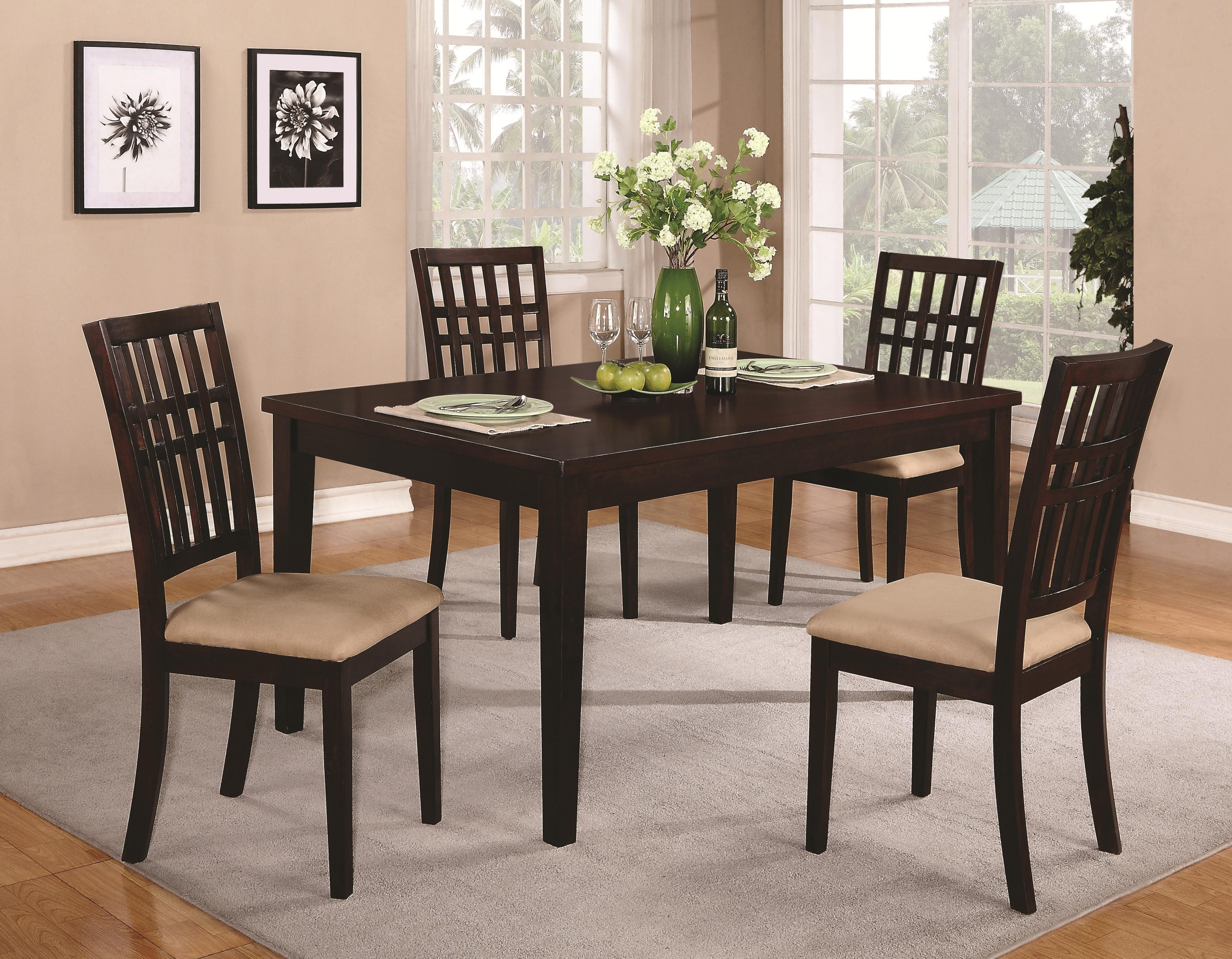 Designer Tische Esszimmer Casual Dining Table Co 103341 Contemporary Dining