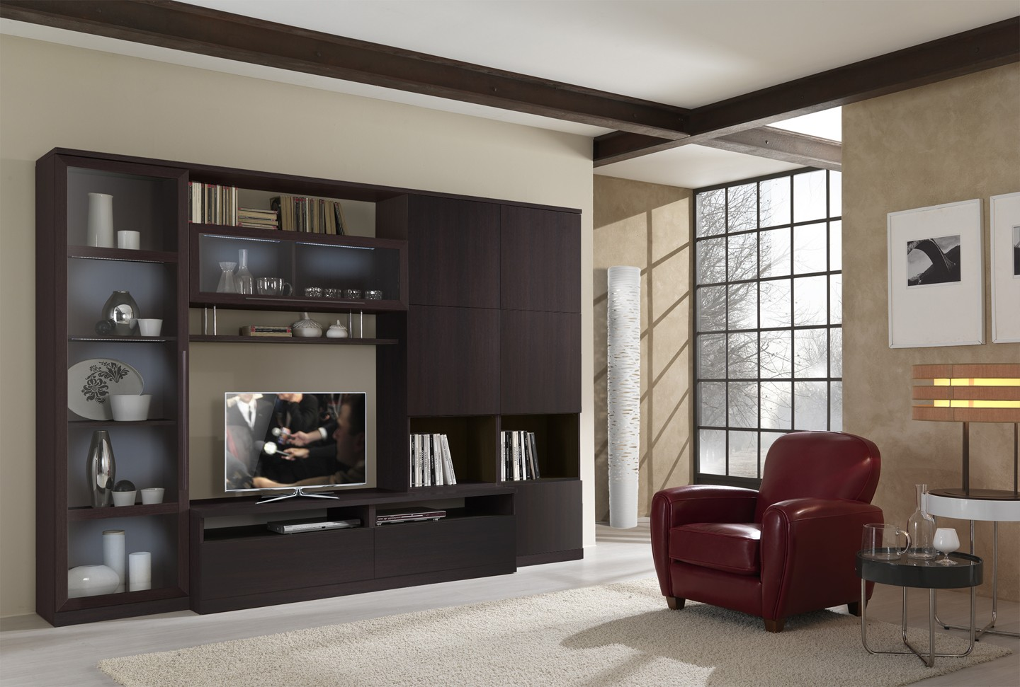 Slim Tv Unit Ny Modern Style Entertainment Center Wall Units Star
