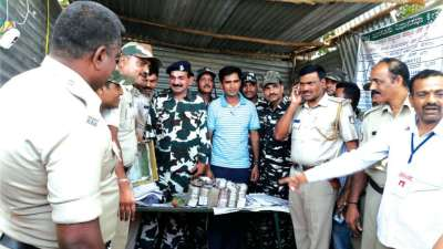 Rs. 50 lakh unaccounted cash seized from KSRTC bus - Star of Mysore