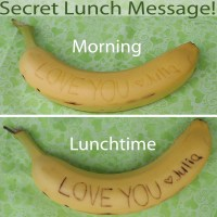 Banana Message