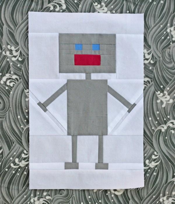 Pieced robot