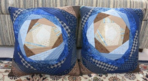 QAYG pillows