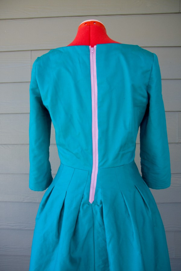 simplicity 2444 zipper