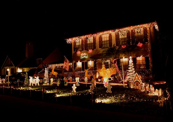 Best Outdoor Christmas Decorations for Christmas 2014 - Starsricha - christmas lawn decorations