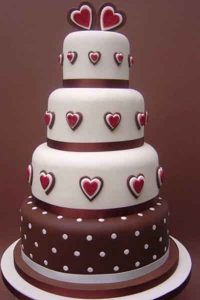 Latest Wedding Cake Designs - Starsricha