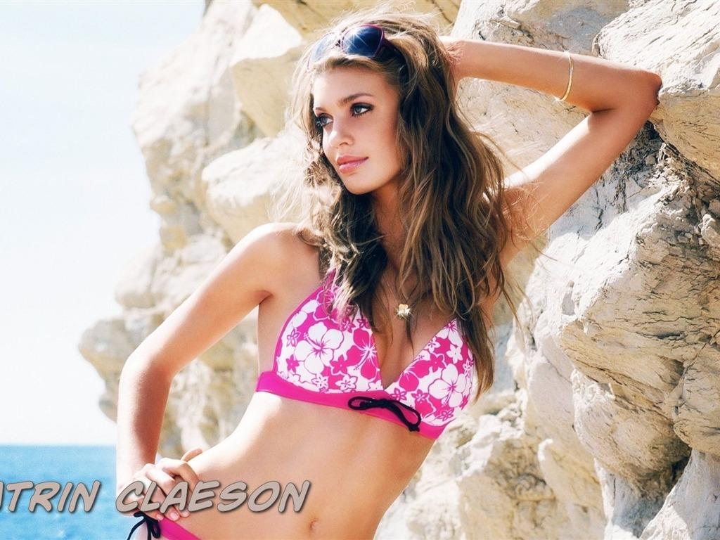 Super Teen Girl Wallpaper Catrin Claeson 005 1024x768 Wallpaper Download