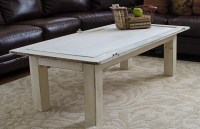 Old Door Turned Coffee Table   Start at Home Decor