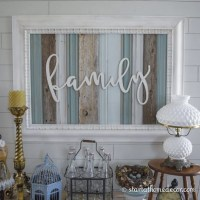 Reclaimed Wood Signs | Start at Home Decor
