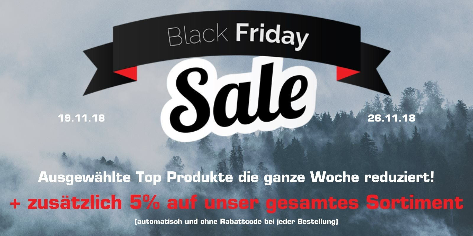 Black Friday Woche Black Friday