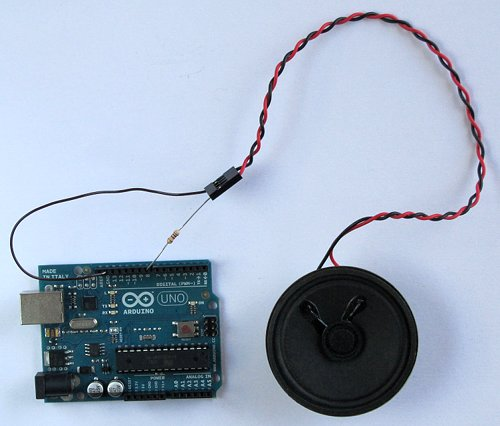 Tutorial 7 Arduino Melody Circuit for Beginners