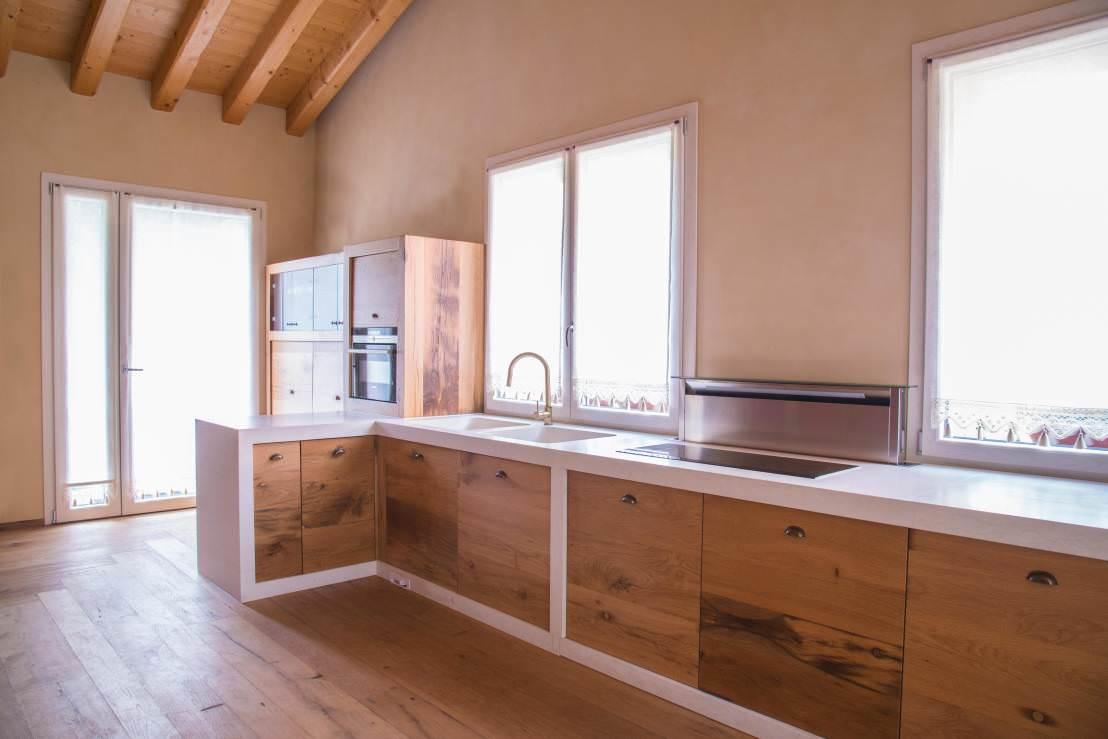Cucina In Muratura Stile Classico | Cucine In Muratura Moderne ...
