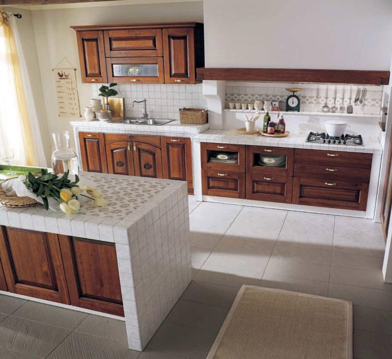 Mattonelle Per Cucina In Muratura 10x10