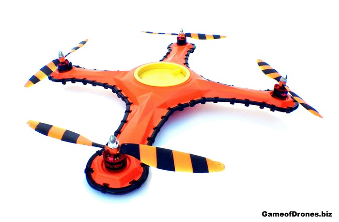 Industructible-Quadcopter