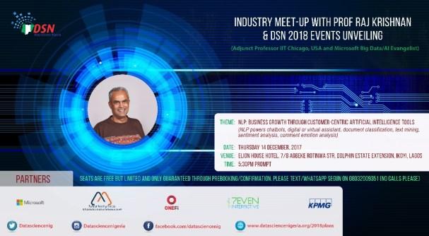 Big data Industry meet-up
