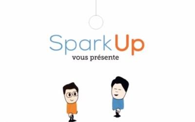 SparkUp – Financez votre startup grâce à votre carnet d'adresse.