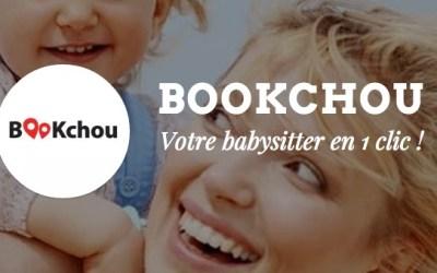 Bookchou : Votre babysitter en un clic !