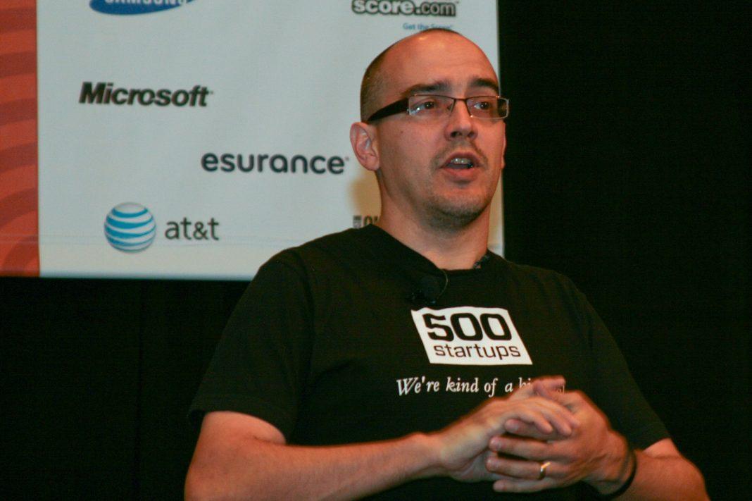Dave McClure, founder of 500 Startups - Startupik