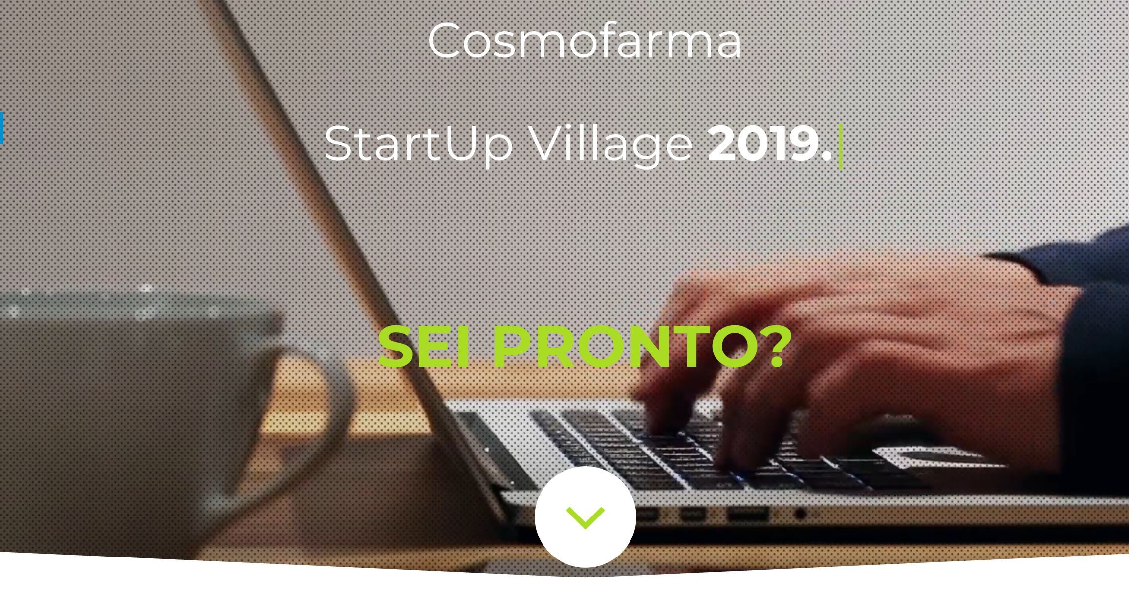 Marketing Farmaceutico Libro Al Via La Call For Ideas Per Il 5 Cosmofarma Startup Village 2019
