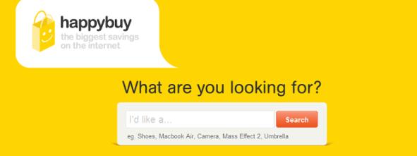 happybuy-Featured on StartUpLift