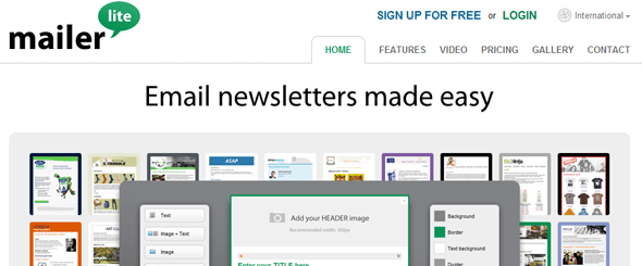 MailerLite - Startup Featured on StartUpLift