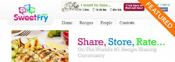 SweetFry Startup Featured on StartUpLift