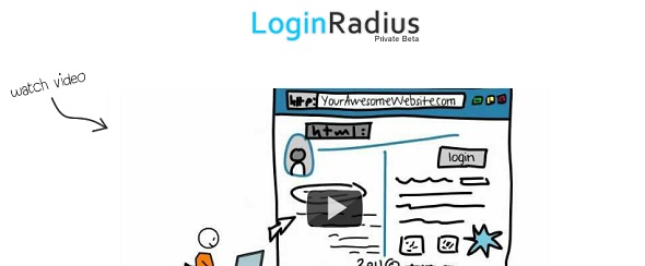 LoginRadius - startup Featured on StartUpLift