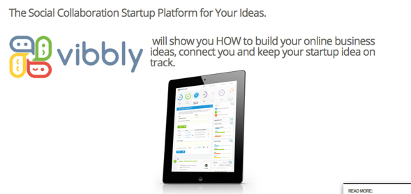 Vibbly-startup-featured-on-StartUpLift-for-Startup-Feedback-and-Website-Feedback
