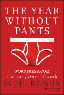 Book: The Year Without Pants