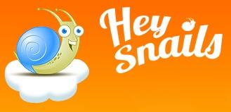 HeySnails logo