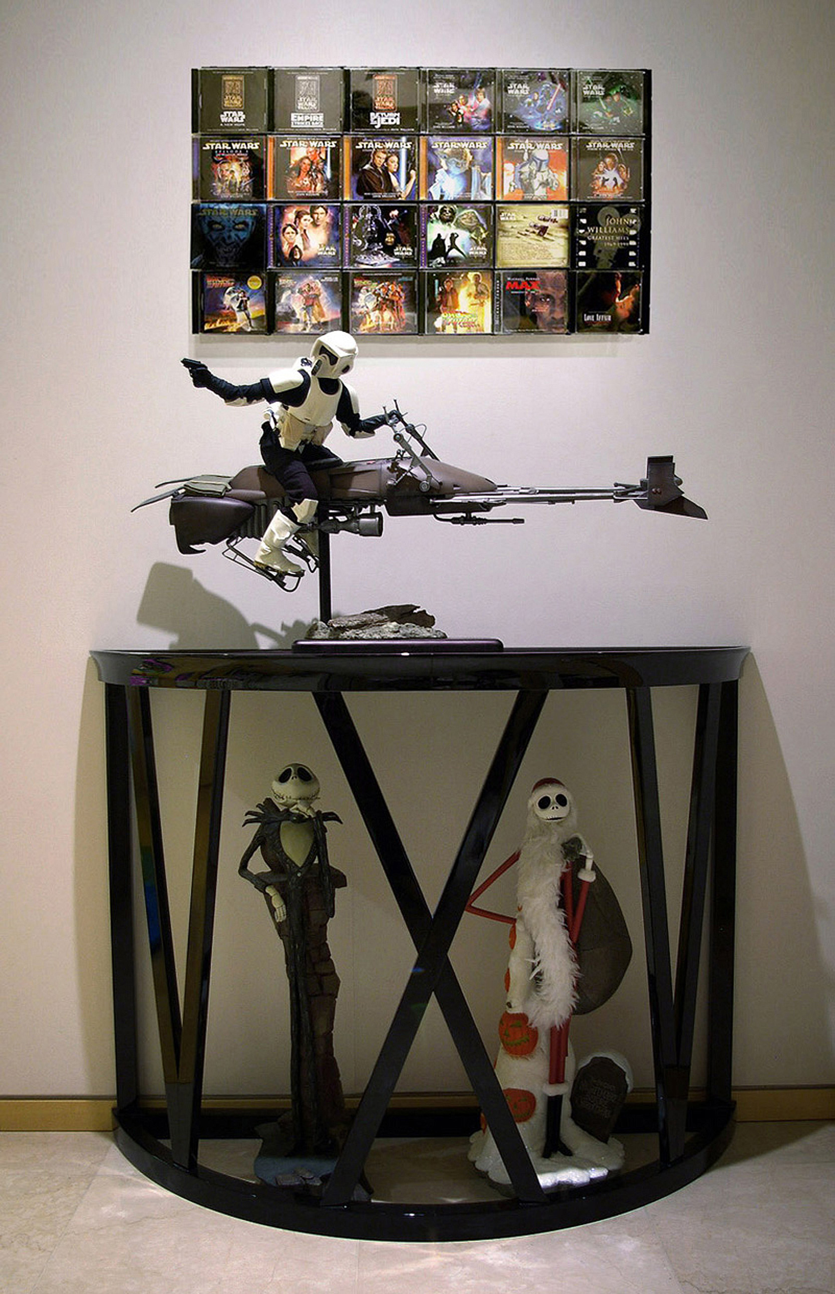 Star Wars House Items Inside Cho Woong S Amazing Star Wars Collection Starwars