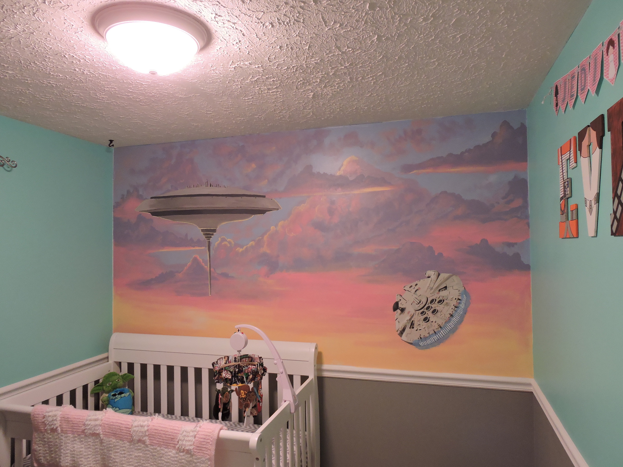 Star Wars Themed Bedroom Ideas Fully Operational Fandom The Ultimate Star Wars Nursery