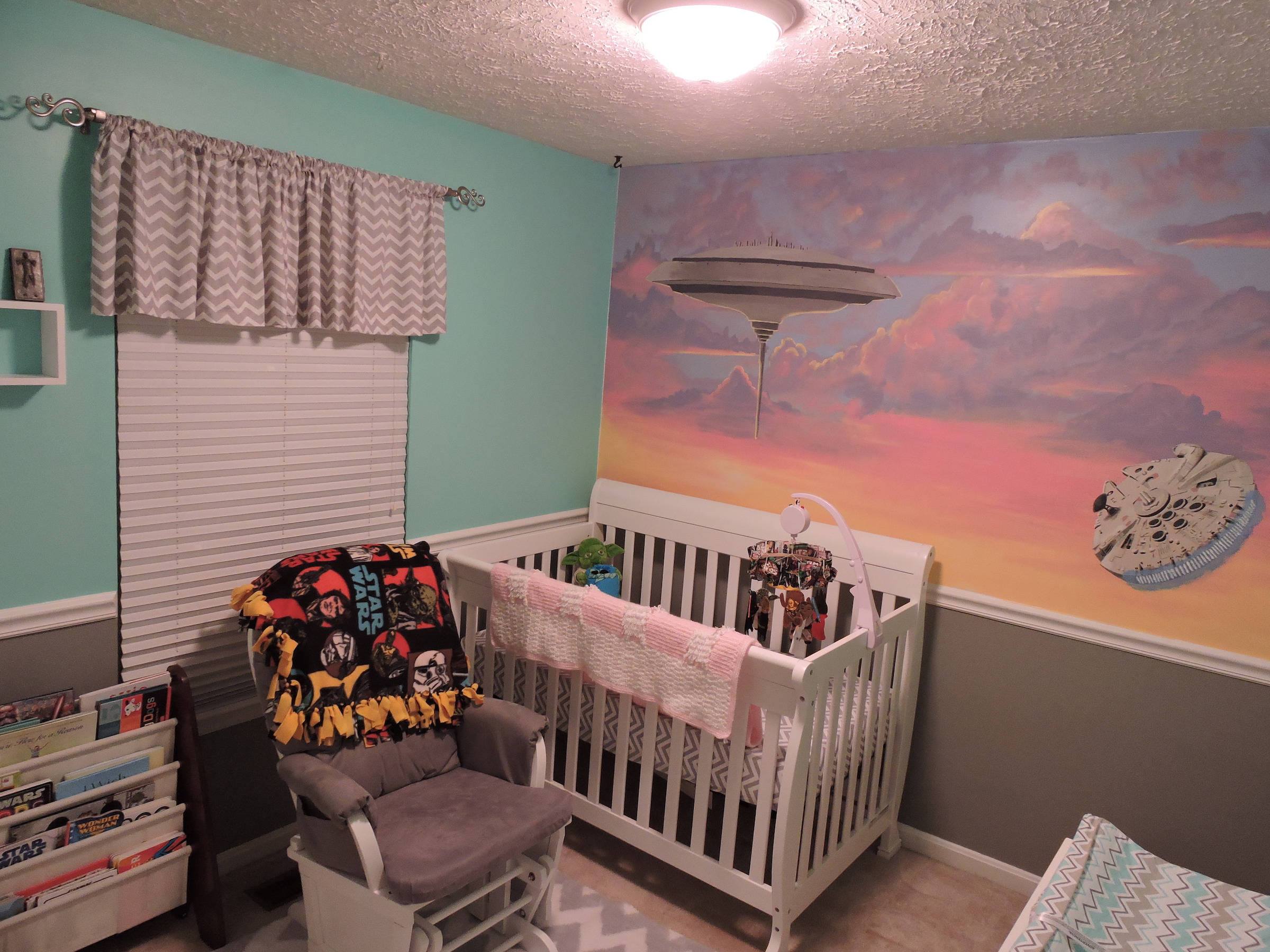 Star Wars Bedroom Ideas Themes Fully Operational Fandom The Ultimate Star Wars Nursery
