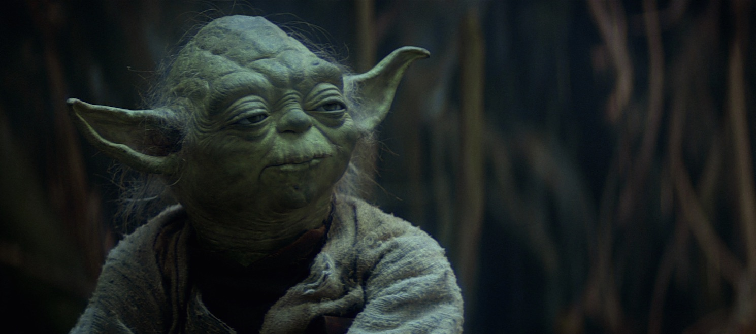 Wise Failure Quotes Wallpaper 7 Of Yoda S Greatest Moments Starwars Com