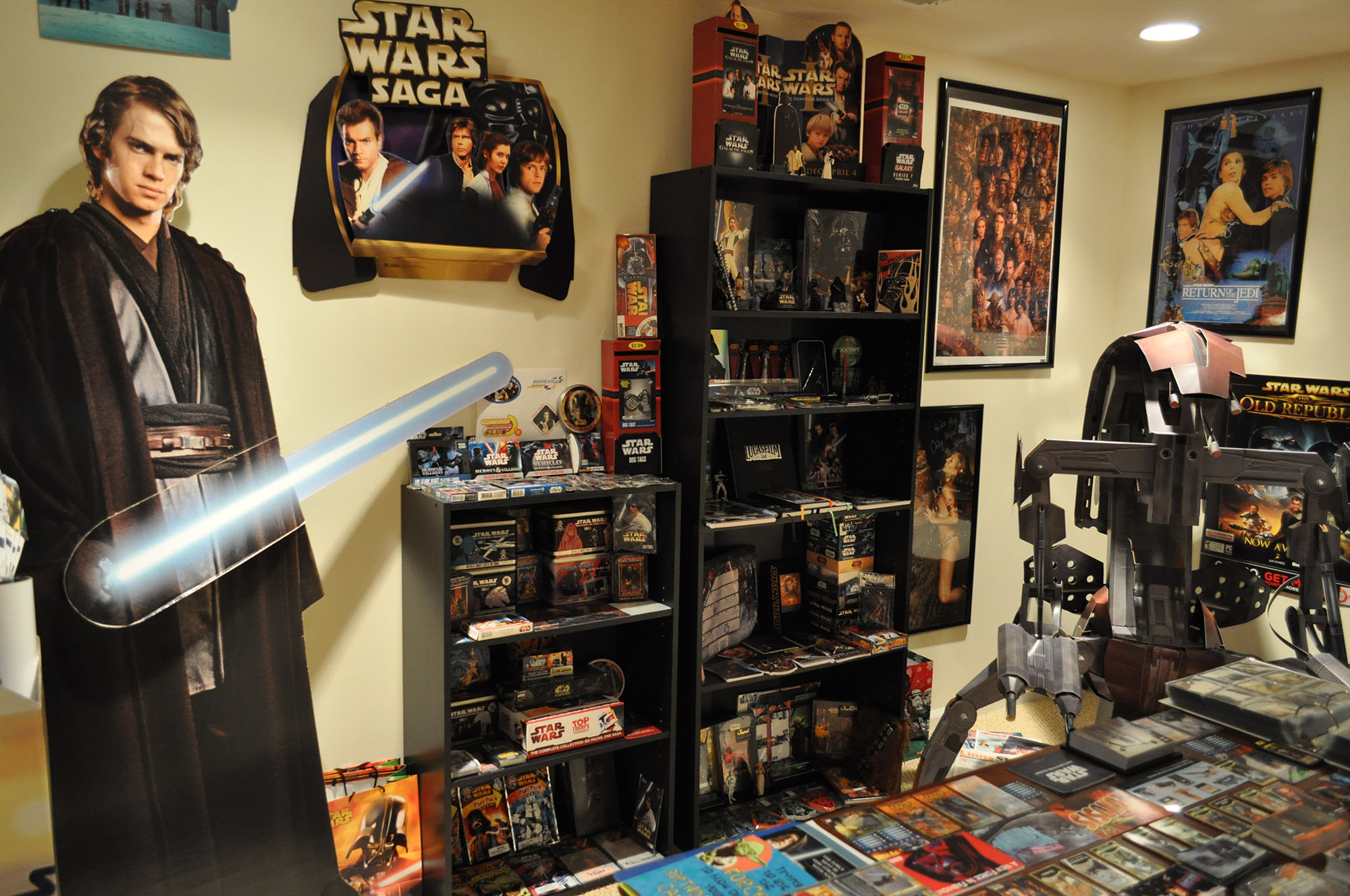 Star Wars House Items Fully Operational Fandom The Star Wars Collector Within Us All