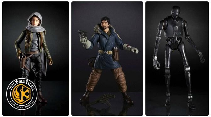 Hasbro'nun Rogue One Black Serisine Yakından Bakış
