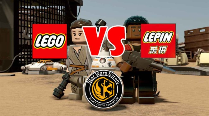 Lego, Lepin Star Wnrs'a Savaş Açtı!