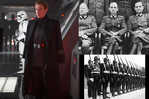 Star Wars In The Classroom Imagery Of The Third Reich In