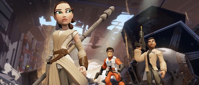 Disney To Discontinue Their Line Of Disney Infinity Games